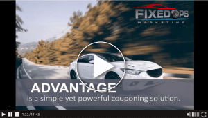 Meet FixedOPS Marketing's first service specials product platform, ADVANTAGE!