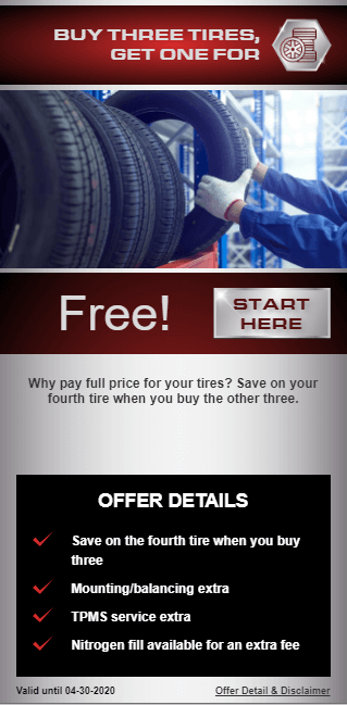 Tire wars