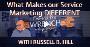 What makes our service marketing unique