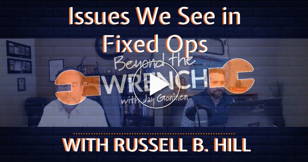 Common Issues We See in Fixed Ops Marketing | P3